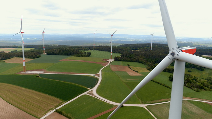 Windpark Vogelherd