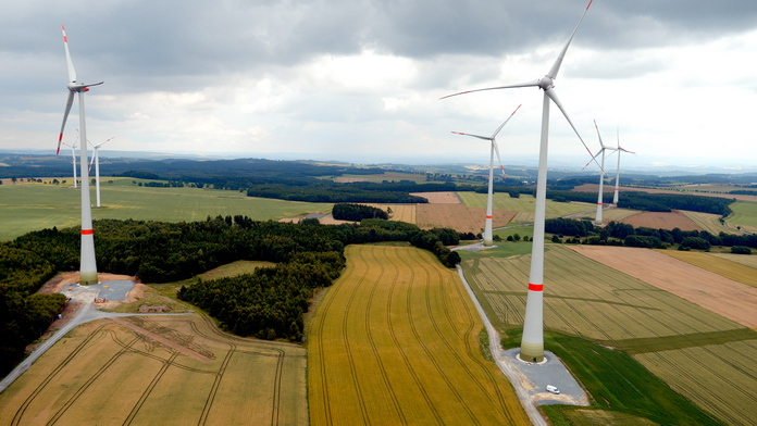 Windpark Gebersreuth