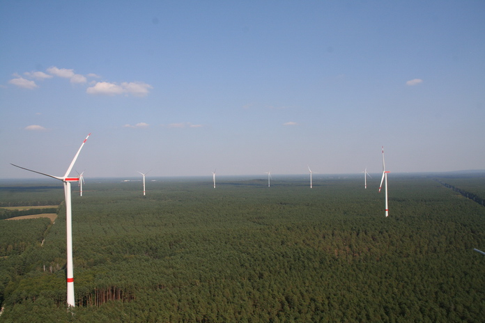 Windpark Uckley