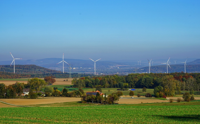 Trianel Windpark Emmerthal