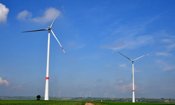 Windpark Zellertal